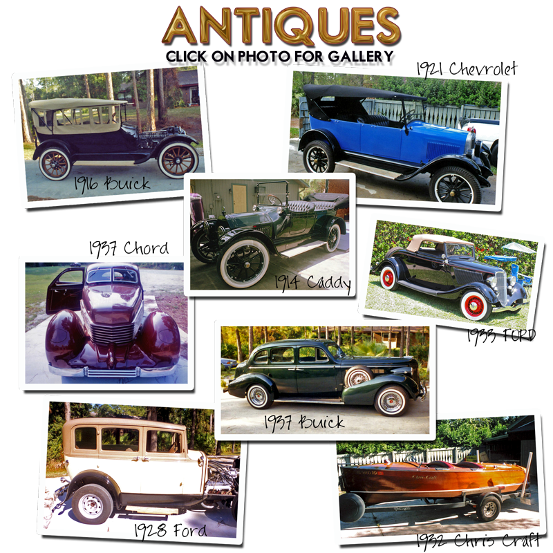 Schreck's Custom Upholstery Antique Cars and Boats