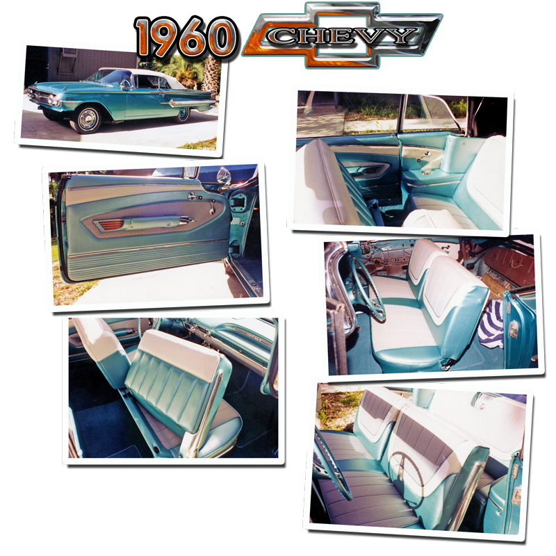 Schrecks_Upholstery_green_1960_Chevy